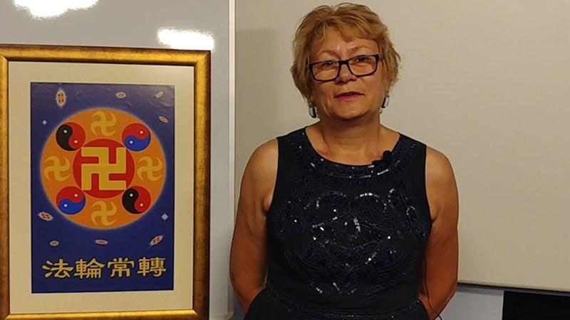Ивелина Романова Фалун Дафа Добрич