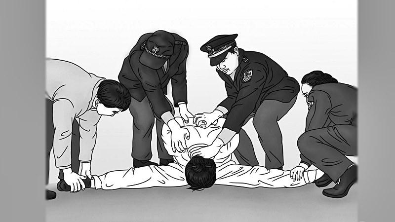 мъчения изтезания Китай