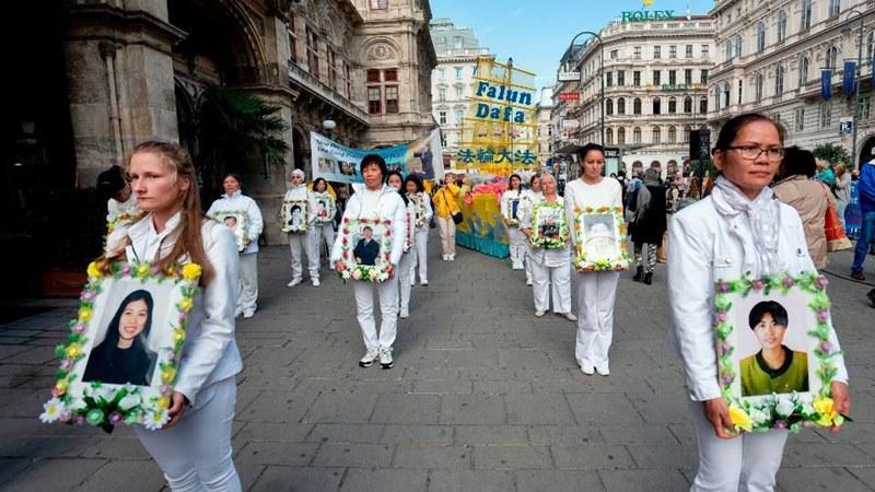 Фалун Гонг списание Форбс