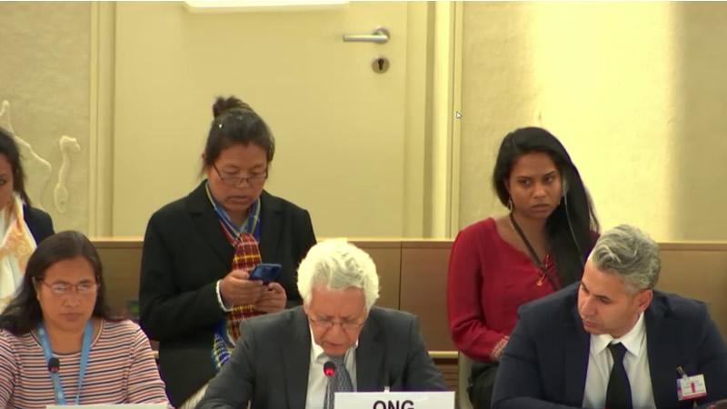 Съвета на ООН по правата на човека